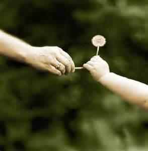 receiving giving